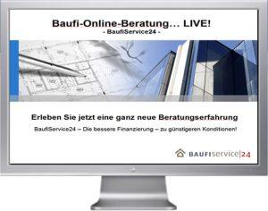 Baufi-Online-Beratung